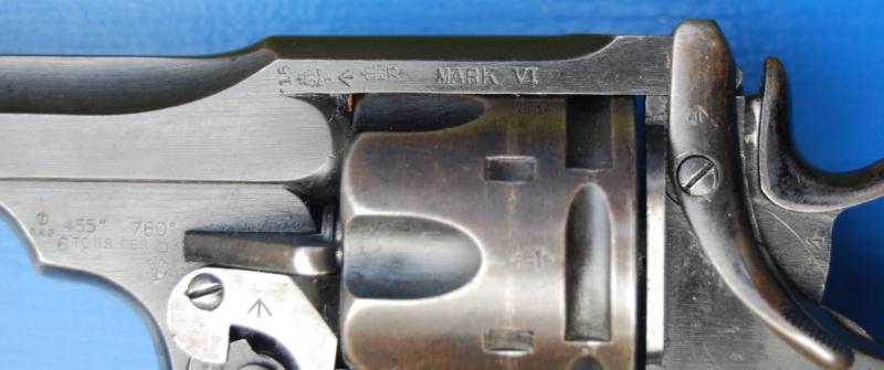 Revolvers british Webley12