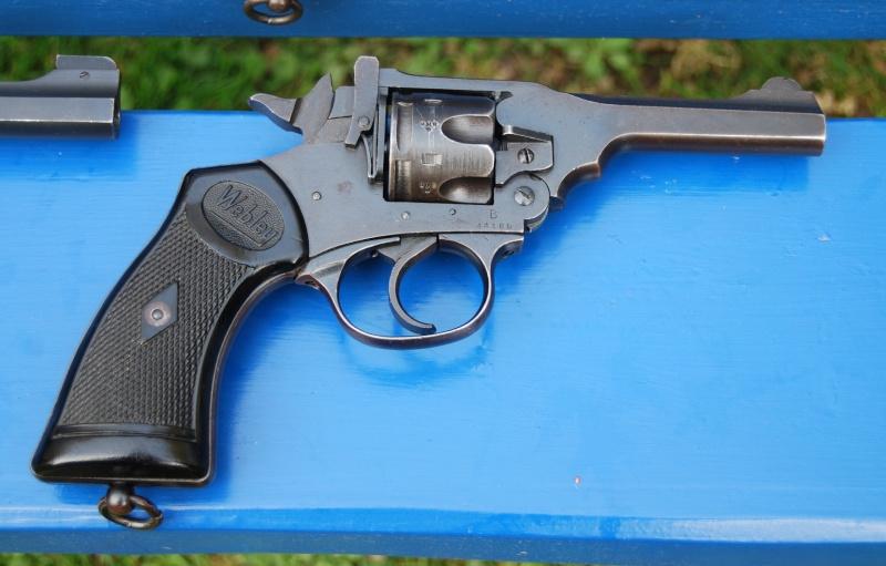 Revolvers british Webley13