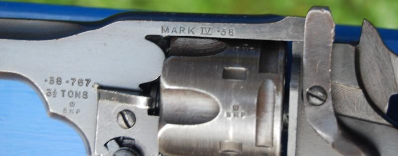 Revolvers british Webley15