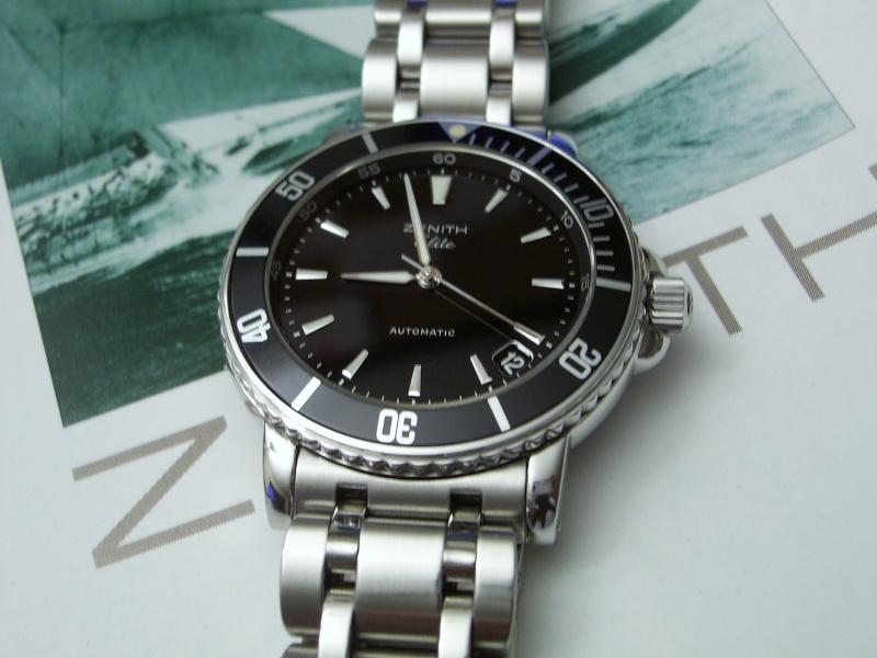 Quelles sont pour vous les plus belles montres de plongée ? Montre11