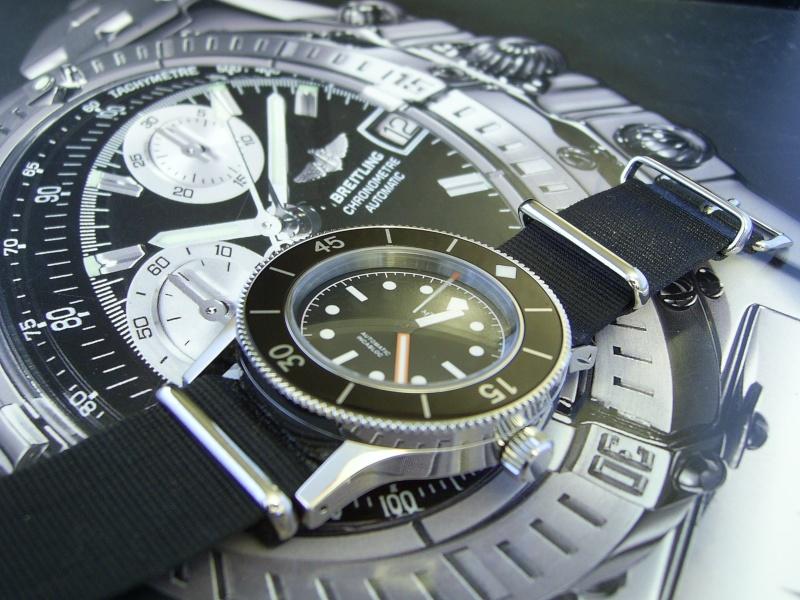 Quelles sont pour vous les plus belles montres de plongée ? Montre12