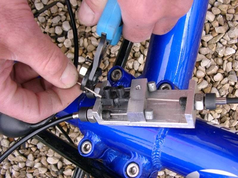 Duplicateur de câble de frein (pour trike) Couple10