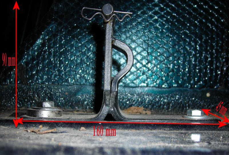 banquette arrière et ceintures sur CJ7 Suppor10