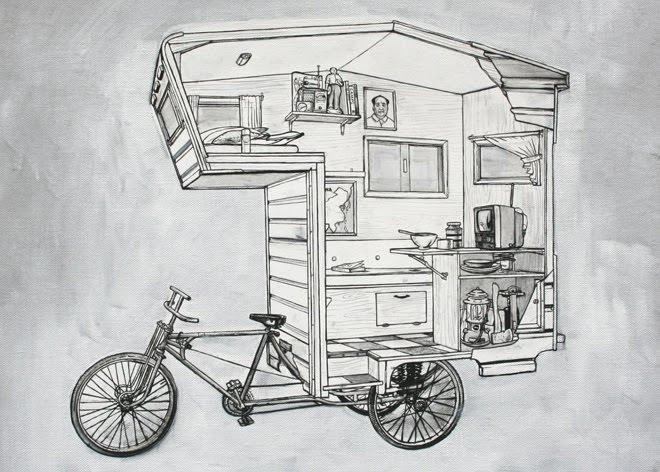 Et le camping en Brompton, c'est bien ? Camper11