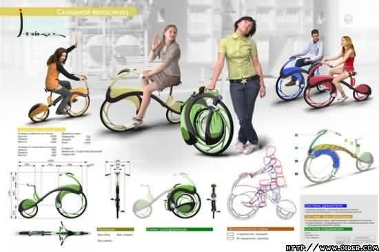 Vélos incroyables J-bike11