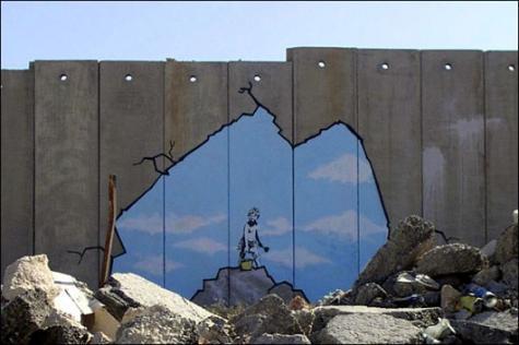 Tags et graffitis, street art, banksy... - Page 2 Banksy11