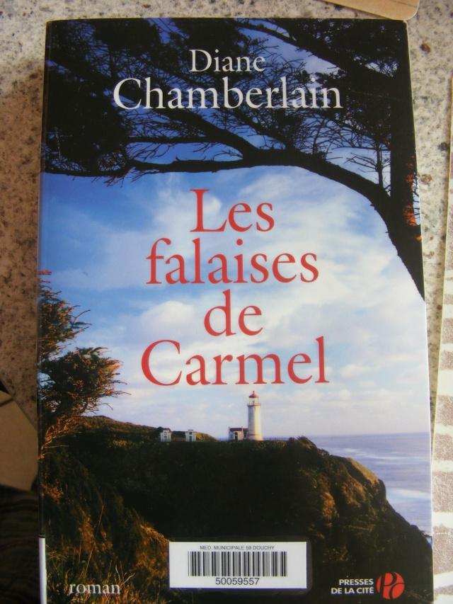 [Chamberlain, Diane] Les falaises de Carmel Dscf5612