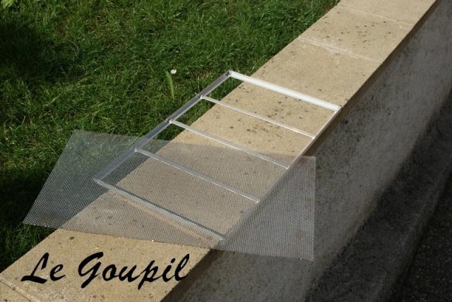 Fabrication d'une couveuse - Façon Le Goupil Dsc03917