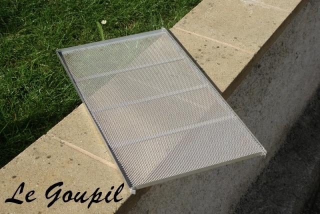 Fabrication d'une couveuse - Façon Le Goupil Dsc03918