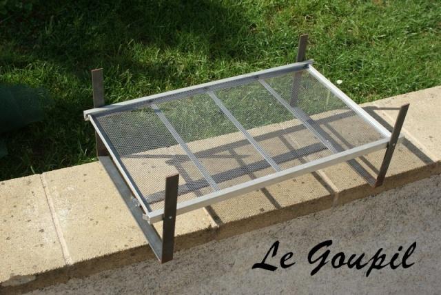 Fabrication d'une couveuse - Façon Le Goupil Dsc03922