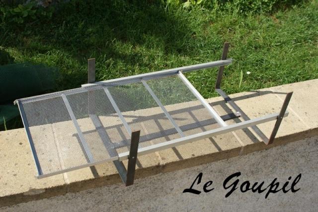 Fabrication d'une couveuse - Façon Le Goupil Dsc03923