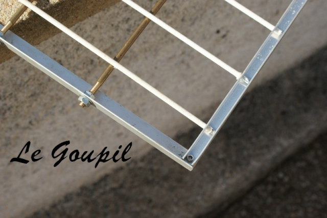 Fabrication d'une couveuse - Façon Le Goupil Dsc03925