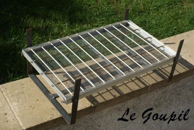 Fabrication d'une couveuse - Façon Le Goupil Dsc03927