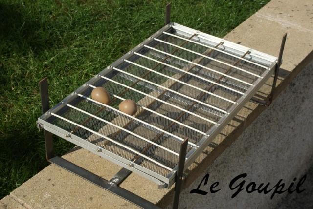 Fabrication d'une couveuse - Façon Le Goupil Dsc03928