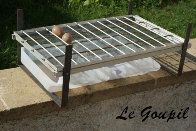Fabrication d'une couveuse - Façon Le Goupil Dsc03931