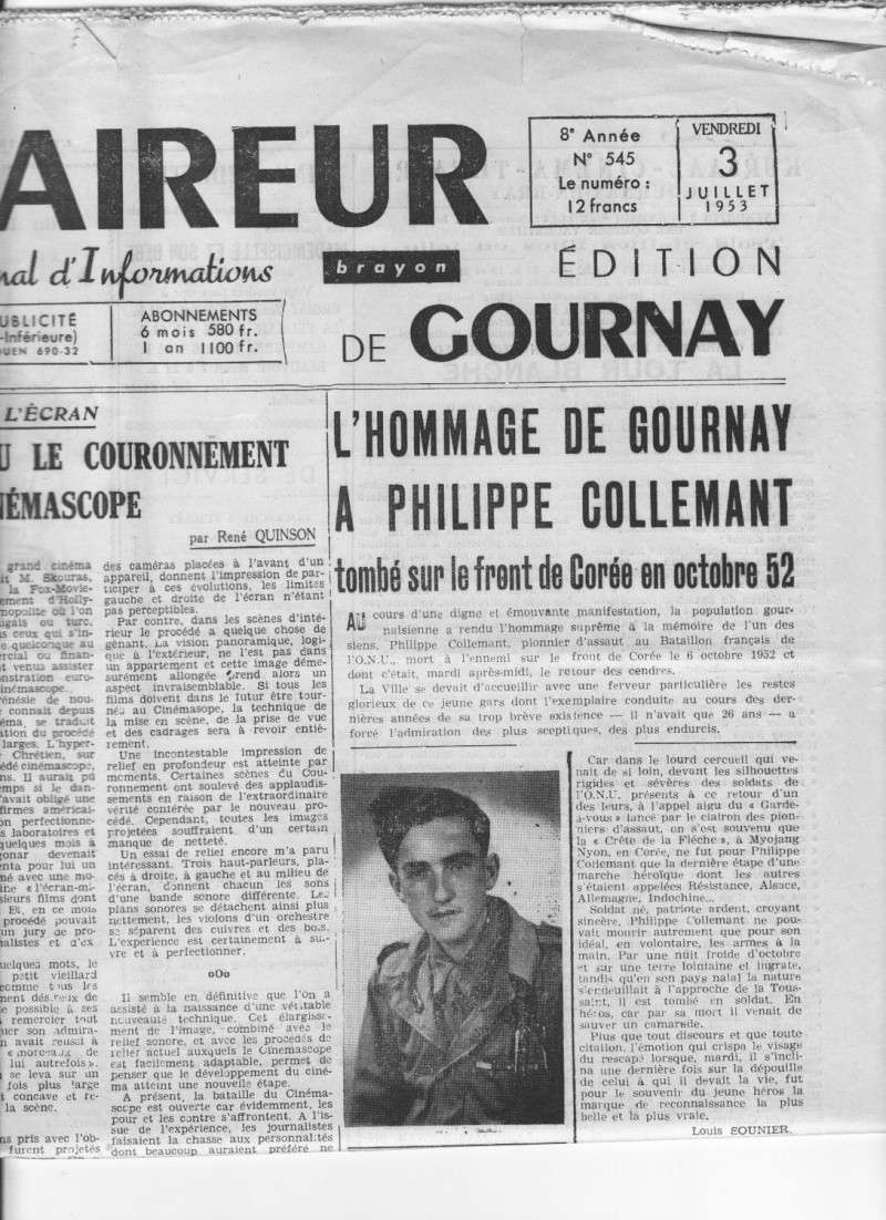 [Opérations de guerre] GUERRE DE CORÉE - Tome 1 - Page 23 21710