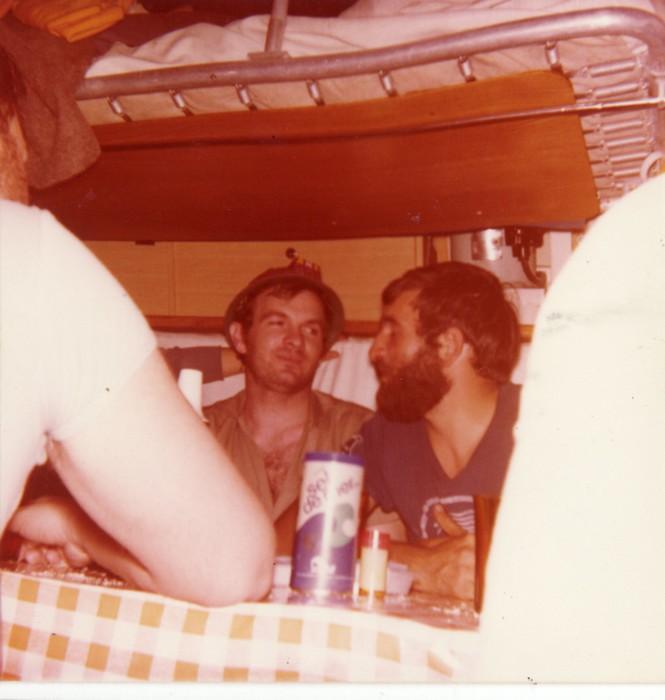 [ Associations anciens Marins ] Les membres du MESMAT nouvel équipage de la FLORE - Page 3 8610