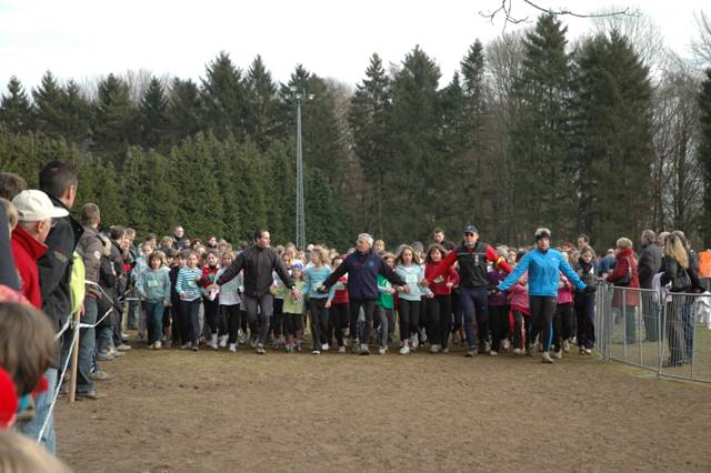 Finale francophone cross scolaire à Chevetogne 18/02/2009 Finale30