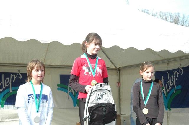 Finale francophone cross scolaire à Chevetogne 18/02/2009 Finale37