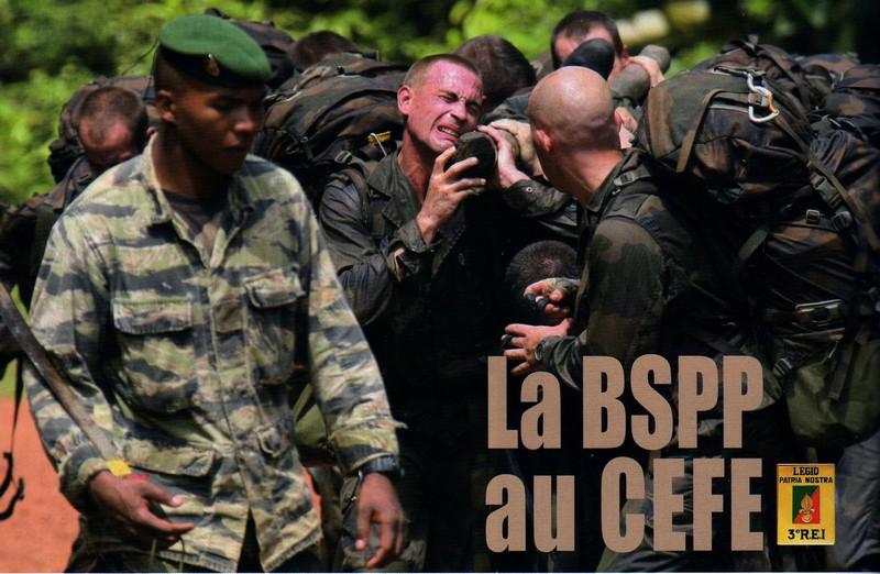 BSPP au CEFE 123