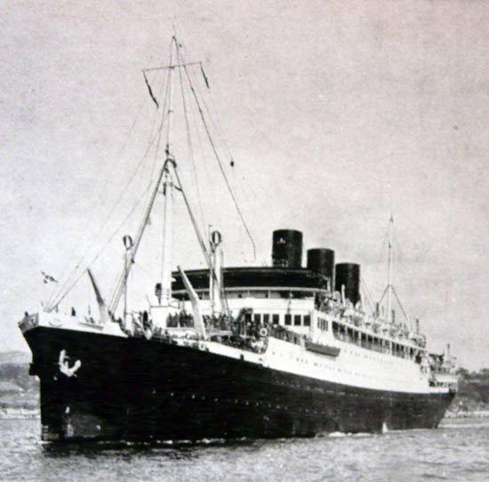 Quel est le nom de ce navire Champo10