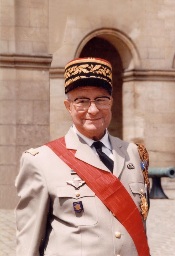 DECES  Décès du général Jean Compagnon, figure de la 2e DB Ganara10