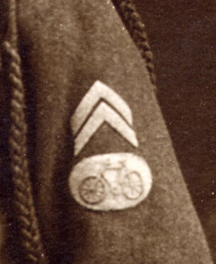 Divers  photo d'estafettes cyclistes Dec19614
