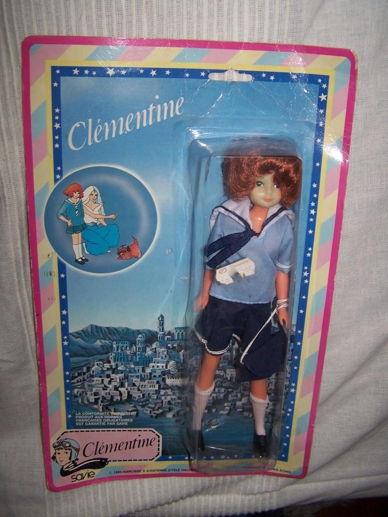 CLEMENTINE  (Schleich,Savie...)  1985 100_5110