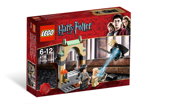 LEGO HARRY POTTER (Lego)  collection 2010 Lego_h10