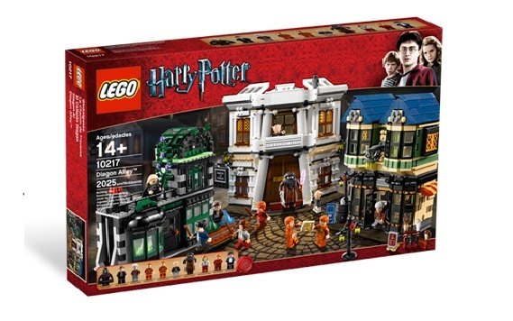LEGO HARRY POTTER (Lego)  collection 2010 Lego_h11