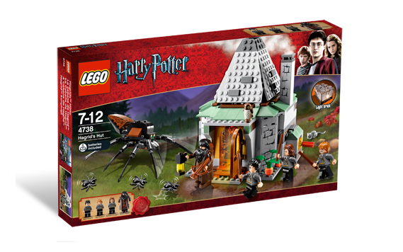 LEGO HARRY POTTER (Lego)  collection 2010 Lego_h14