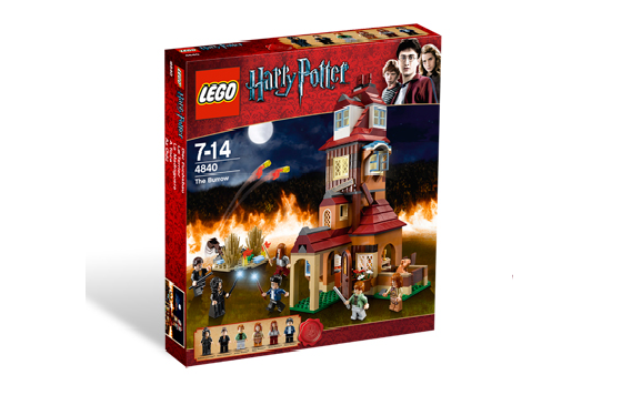 LEGO HARRY POTTER (Lego)  collection 2010 Lego_h17