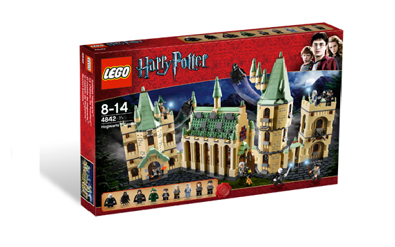 LEGO HARRY POTTER (Lego)  collection 2010 Lego_h21