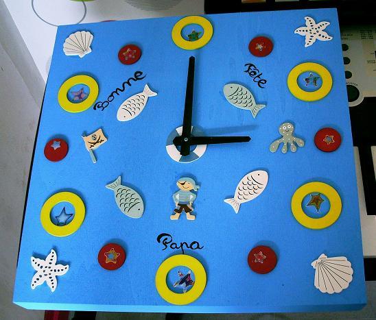 une horloge Phto0616