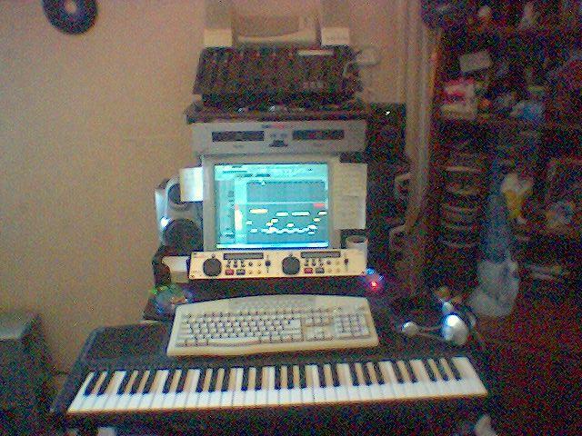 My Studio at Home Ghazal11