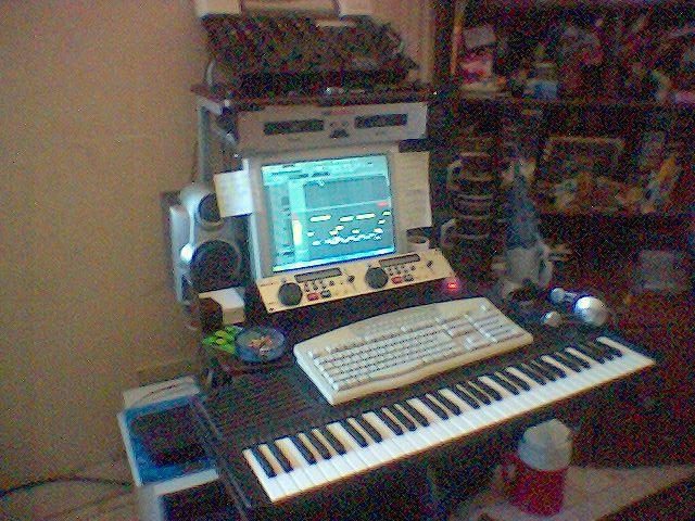 My Studio at Home Ghazal12