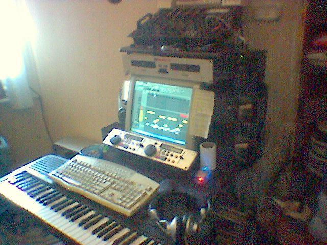 My Studio at Home Ghazal13