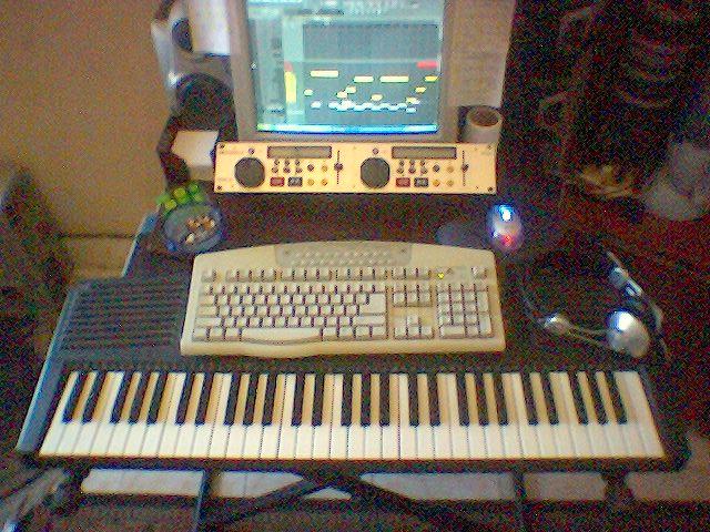 My Studio at Home Ghazal15