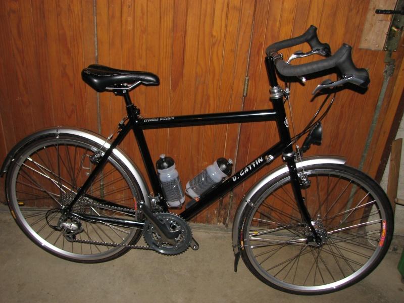 Flatbar Sur Cadre Route Troc Vélo