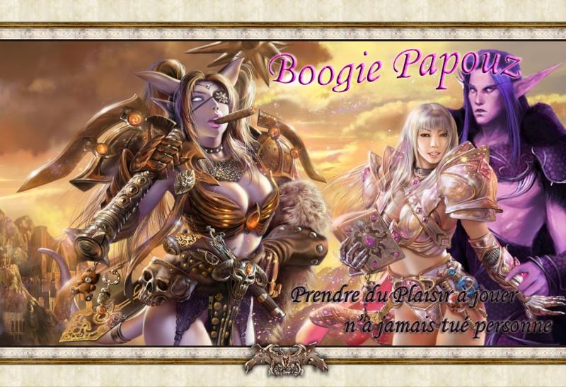 Les Boogie Papouz