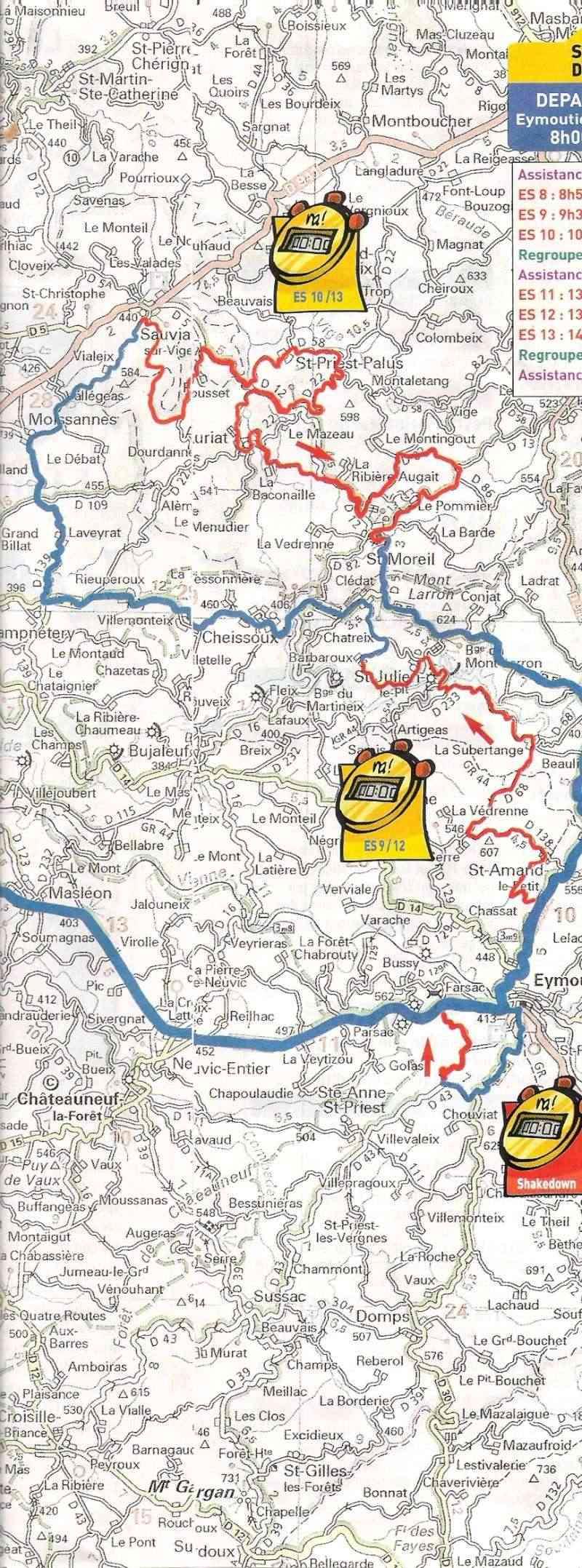 Rallye Région Limousin 2009 - Page 2 Numari16