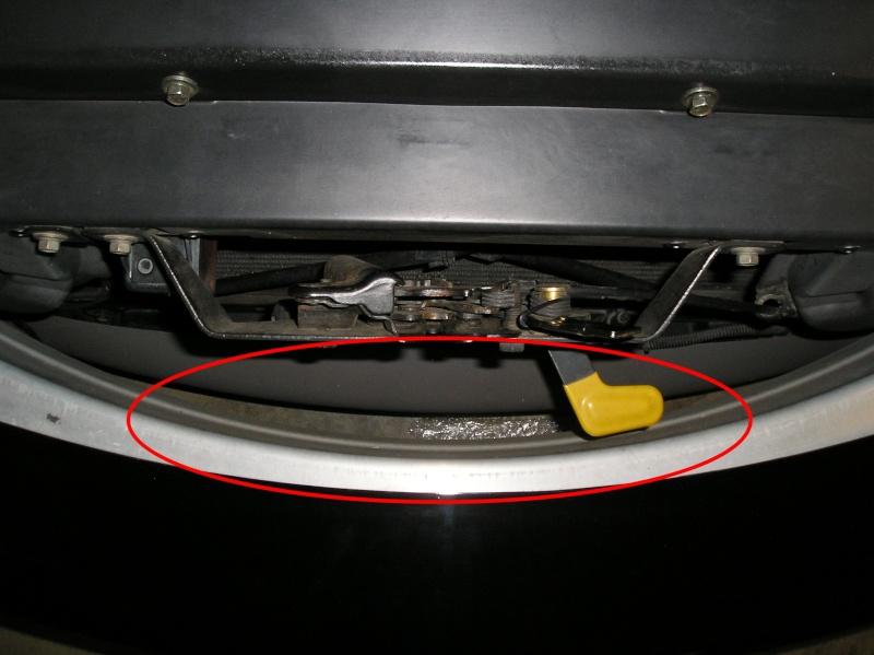 1997 Buick Riviera Hood Release Hood_l12