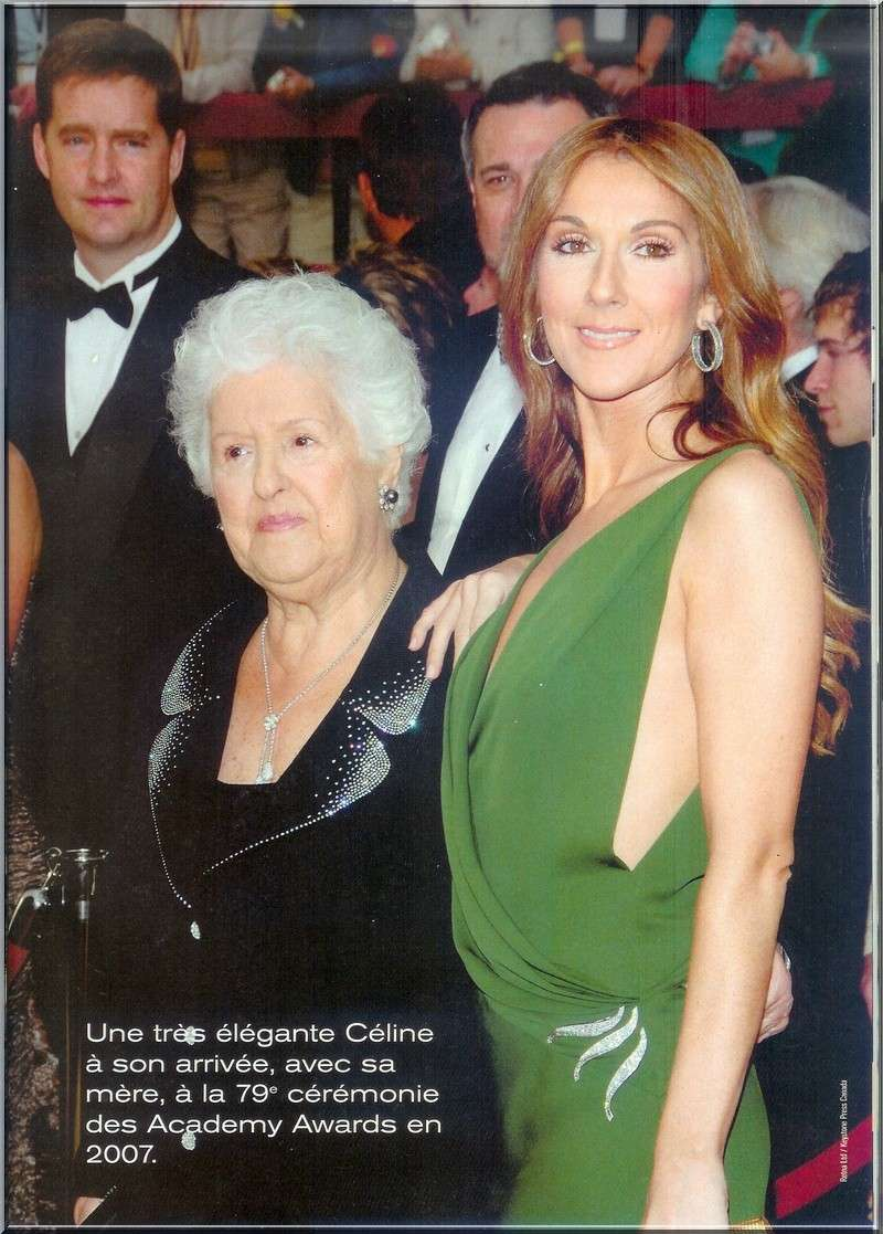 Céline en coulisse!! Des rencontres innoubliables!! Scan0038