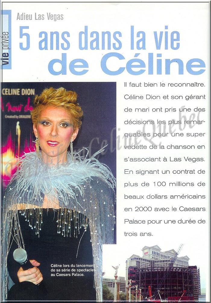 Céline: 5 ans à Las Végas Scan0065