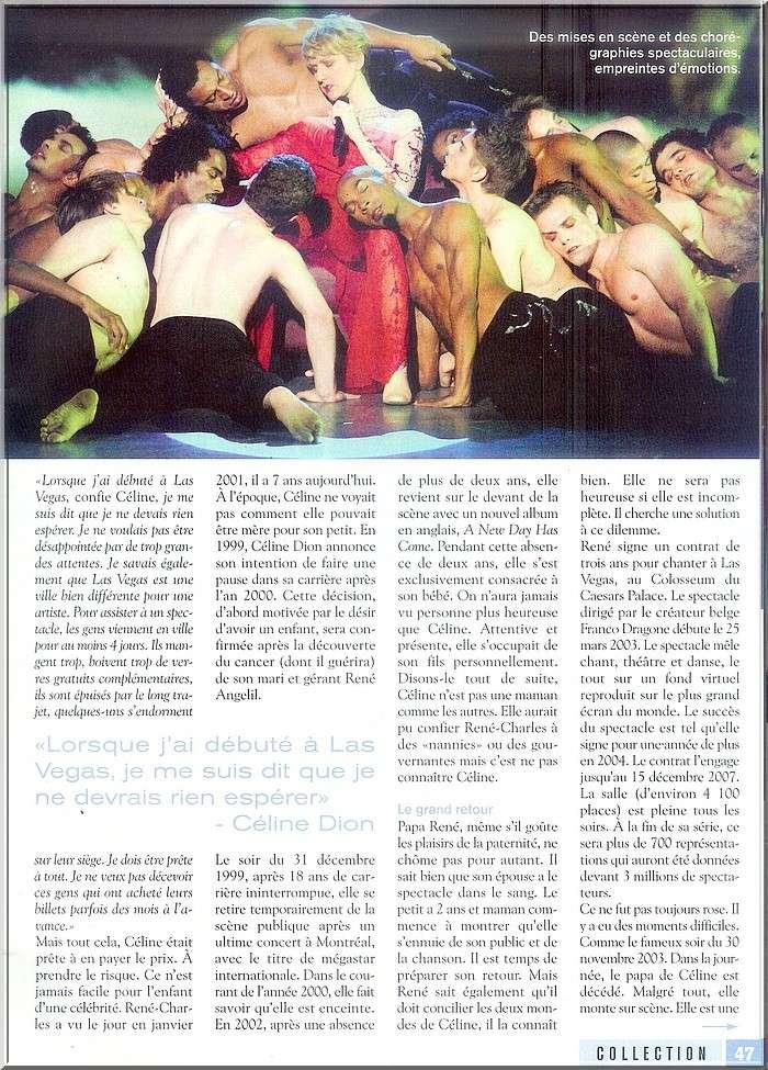 Céline: 5 ans à Las Végas Scan0069