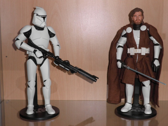 Clone Trooper Episode 2-Phase 1 12 inch 02010
