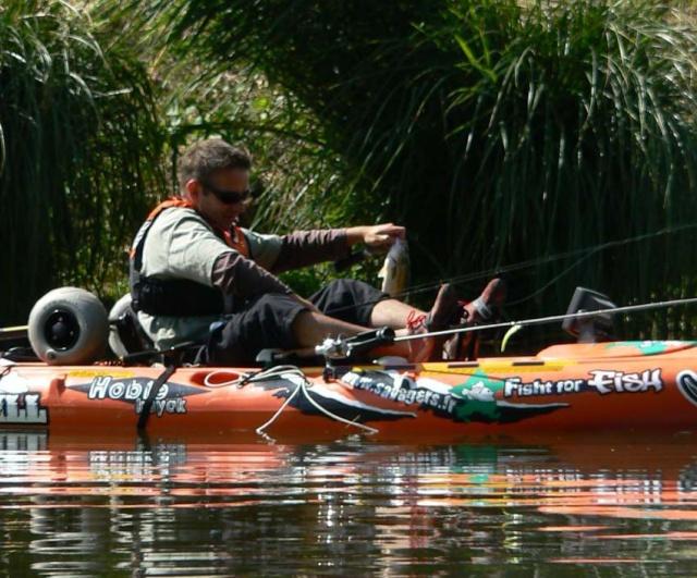 découverte kayak de pêche le 29 mai Hobie_11