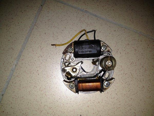 Changement Rupteur-Flandria Penny 31467110