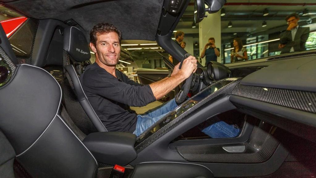 Les célébrités et leur Porsche 13317610