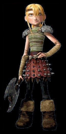HOW TO TRAIN YOUR DRAGON - 26 mars 2010 - Astrid11